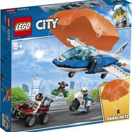 Lego Lego 60208 Luchtpolitie parachute-arrestatie