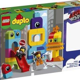 Lego Lego Duplo 10895 Visite voor Emmet en Lucy