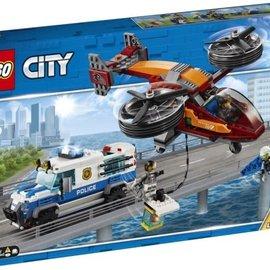 Lego Lego 60209 Luchtpolitie diamantroof