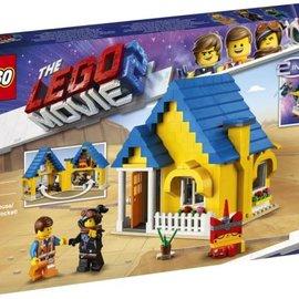 Lego Lego 70831 Emmets droomhuis/reddingsraket