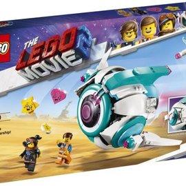 Lego Lego 70830 The Movie 2: Lieve Chaos' Systar ruimteschip