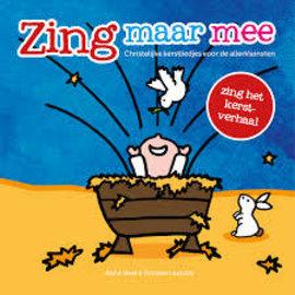Boek Zing Maar Mee Kerst