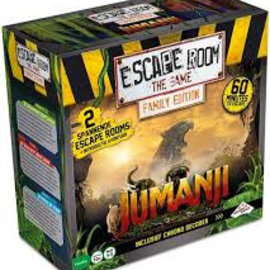 Identity Games Escape room The Game Family Edition - Jumanji