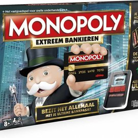 Hasbro Hasbro Monopoly - Extreem bankieren