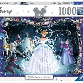 Ravensburger Ravensburger puzzel Disney Assepoester (1000 stukjes)