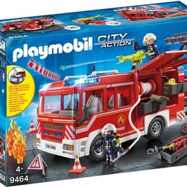 Playmobil Playmobil - Brandweer pompwagen (9464)