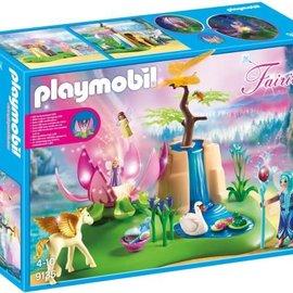 Playmobil Playmobil - Betoverde weide met feeenbabies (9135)