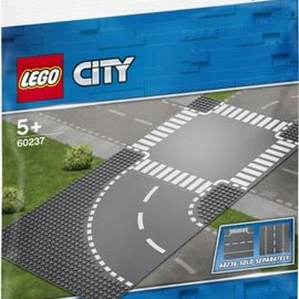 Lego Lego 60237 Bocht en kruising