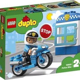 Lego Lego Duplo 10900 Politiemotor