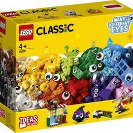Lego Lego 11003 Stenen en ogen