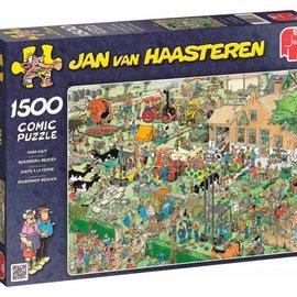 Jumbo Jan van Haasteren - Boerderij bezoek (1500 stukjes)