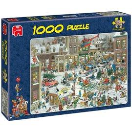 Jumbo Jan van Haasteren - Kerstmis (1000 stukjes)