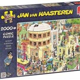 Jumbo Jan van Haasteren - De ontsnapping (2000 stukjes)