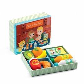 Djeco Djeco 6540 Rollenspel - Felix en Framboise maken smoothies