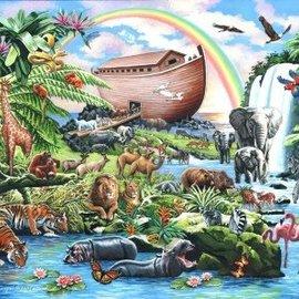 The House of Puzzles The House of Puzzles - Noah's Ark (500 XL stukjes)