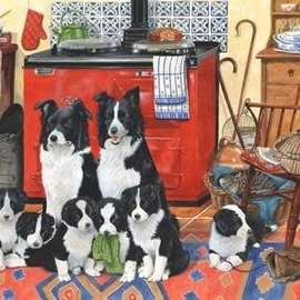 The House of Puzzles The House of Puzzles puzzel - Meet the Family (1000 stukjes)