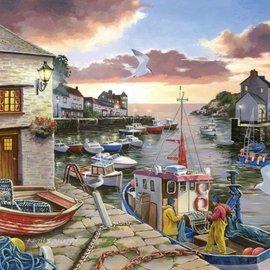 The House of Puzzles The House of Puzzles - Harbour Lights (250 XL stukjes)