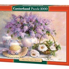 Castorland Castorland Flower Day, Trisha Hardwick (1000 stukjes)