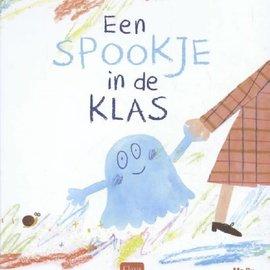 Boek Een spookje in de klas (prentenboek)