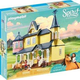 Playmobil Playmobil - Lucky's huis (9475)