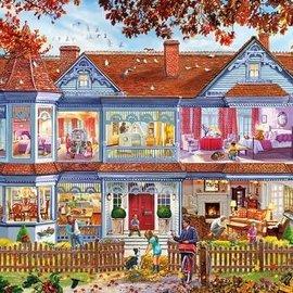 Gibsons Gibsons Autumn Home (1000 stukjes)