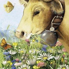 Heye Heye Cow - Marjolein Bastin (1000 stukjes)