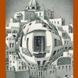 Puzzelman Puzzelman Balkon - Escher (1000 stukjes)