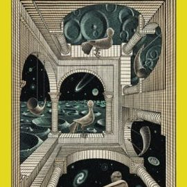 Puzzelman Puzzelman Andere Wereld - Escher (1000 stukjes)