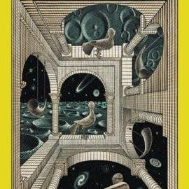 Puzzelman Puzzelman puzzel Andere Wereld - Escher (1000 stukjes)