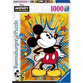 puzzel Ravensburger puzzel Disney Mickey Mouse (1000 stukjes)