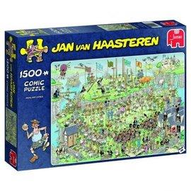 puzzel Jan van Haasteren - Highland Games (1500 stukjes)