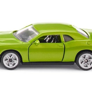 Siku Siku Dodge Challenger SRT Hellcat (1408)
