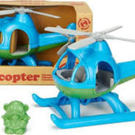 Green Toys Green Toys Helikopter Blauw
