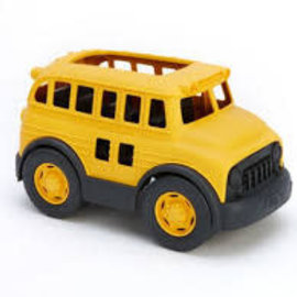 Green Toys Green Toys Schoolbus Geel