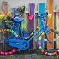 Bluebird puzzel My Beautiful Colorful Bike (1000 stukjes)