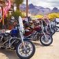 Bluebird puzzel Rt 66 Fun Run Oatman Motorcycles (1000 stukjes)
