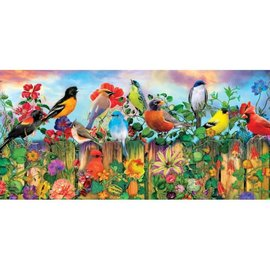 Art Puzzle Birds in the Spring (1000 stukjes)