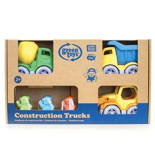 Green Toys Green Toys bouwvoertuigen