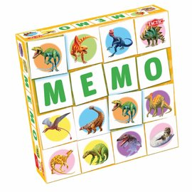 Tactic Selecta Dinosaurus memo