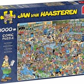 Jumbo Jan van Haasteren - De drogisterij (1000 stukjes)