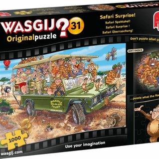 Jumbo Wasgij Original 31 - Safari Spektakel! (1000 stukjes)