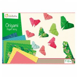 Mandarine Mandarine Creatieve box Origami