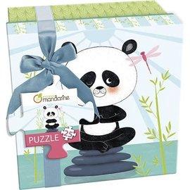 Mandarine Mandarine puzzel Panda Yoga (25st)