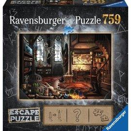 Ravensburger Ravensburger Escape Puzzel Draken laboratorium (759 stukjes)
