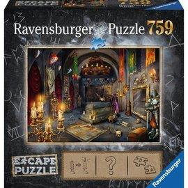Ravensburger Ravensburger Escape puzzel In het vampierenslot (759 stukjes)
