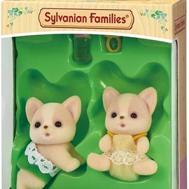 Sylvanian families Sylvanian Families - Chihuahua tweeling