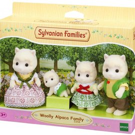 Sylvanian families Sylvanian Families - Alpaca familie