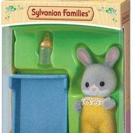 Sylvanian families Sylvanian Families - Baby katoenstaartkonijn
