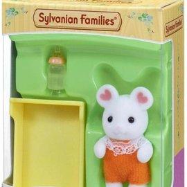 Sylvanian families Sylvanian Families - Baby Marshmellow muis