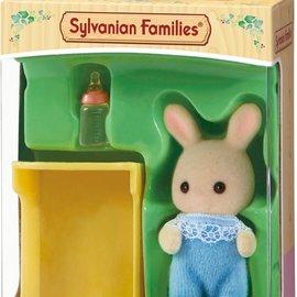 Sylvanian families Sylvanian Families - Baby Melkkonijn
